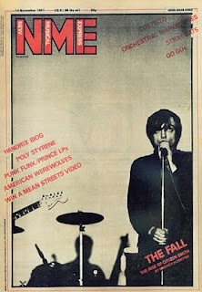 Would have been better Mark E. Smith of The Fall - NME cover