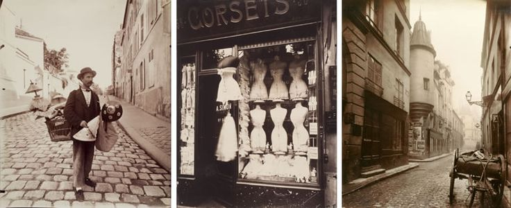 Eugene Atget exhibition at Art Gallery of NSW