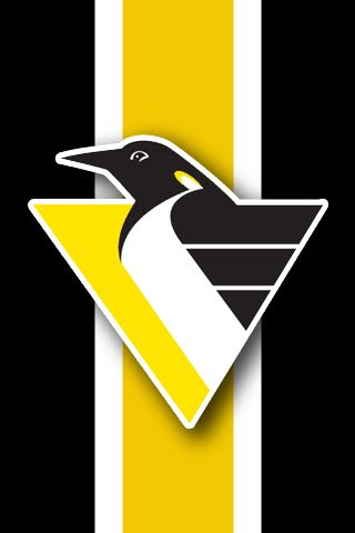Simply Pittsburgh Penguins iPhone Wallpaper