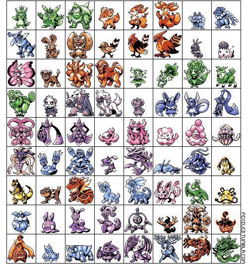 Pokemon Gen 6 Anime Characters : A little gen vi and i all at once pokémon pokemon stuff
