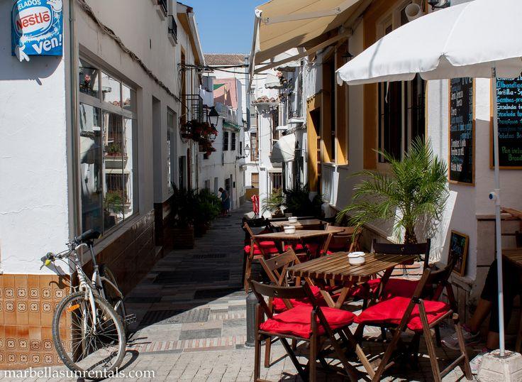 Old Town - Calle Princesa