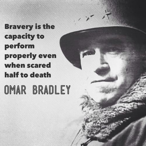 Ww2 Quotes: 1000+ Images About General Omar Bradley On Pinterest