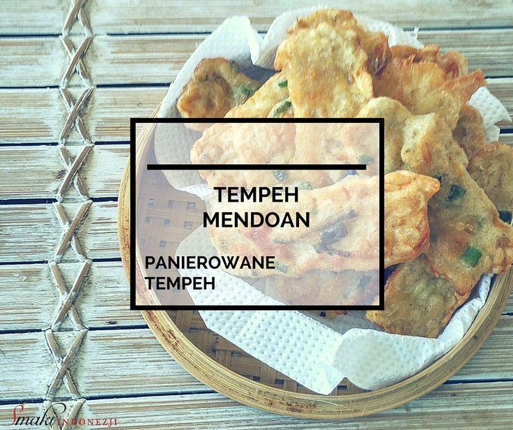 Przepis - prosto z Indonezji od @Smaki Indonezji http://smaki-indonezji.com/tempeh-mendoan-panierowane-tempeh/ Tempeh - od pureveg dostępny tutaj>> https://pureveg.pl/product/search?query=Tempeh+Gold #tempeh #przepisyztempeh #tempehlove #indonezja #smakiindonecji #weganskie #wegetarianskie