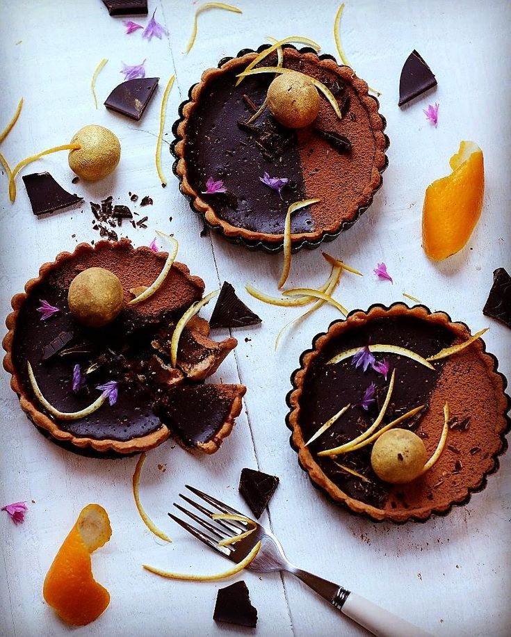 Chocolate & Orange are a tried and tested match made in heaven!
