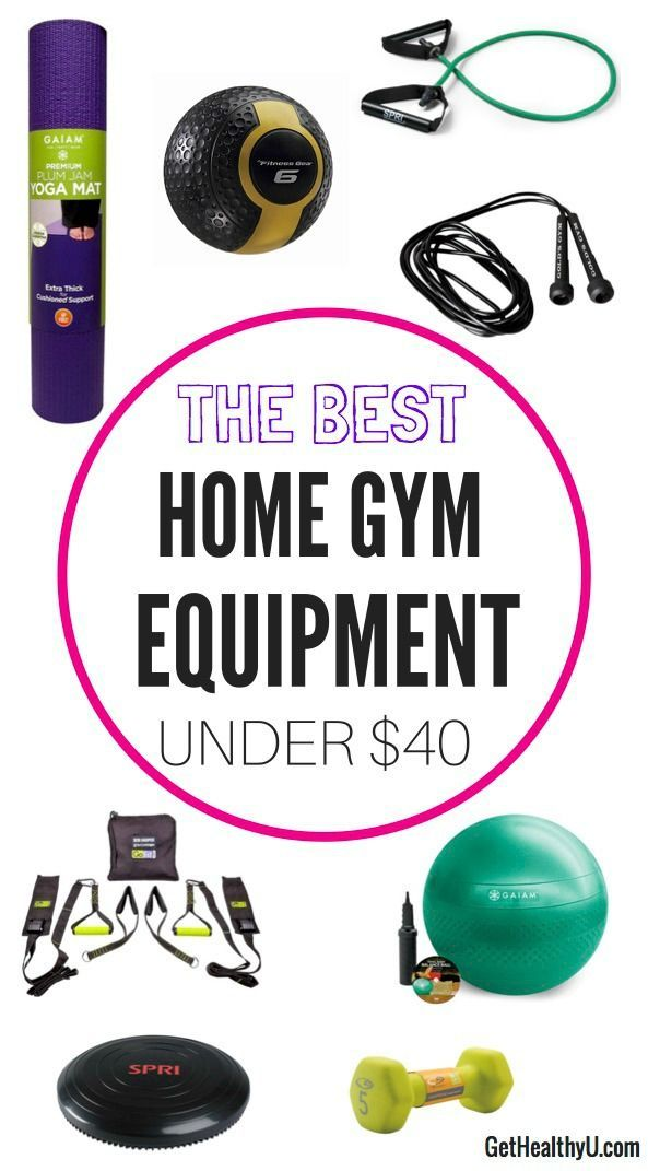 Why pay a pricey gym membership when you can get just as fit right in your own home! All you need is space and a few key pieces of versatile gear. Here are my picks for home gym equipment that is inexpensive, but at the same time, doesn't skimp on quality.