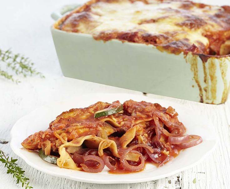 Lasagne aux légumes | Colruyt