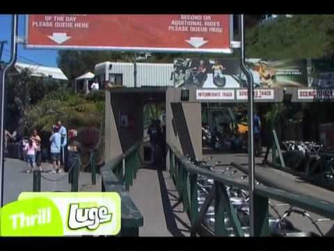 Fun Rotorua activities and attractions at the Skyline Luge Rotorua complex