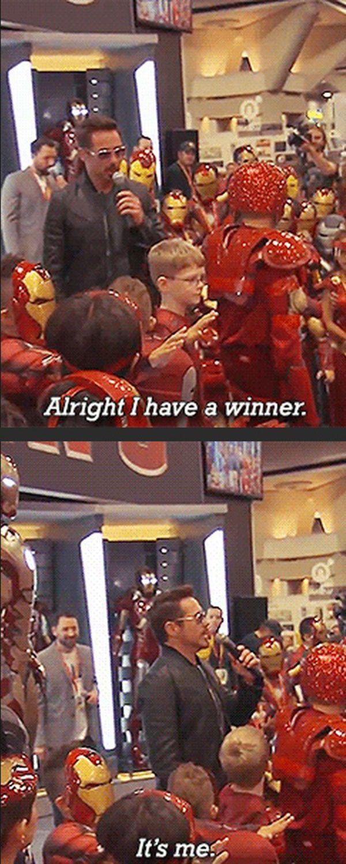 Iron Man Contest