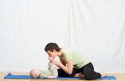 Exercises For Down Syndrome Babies | LIVESTRONG.COM