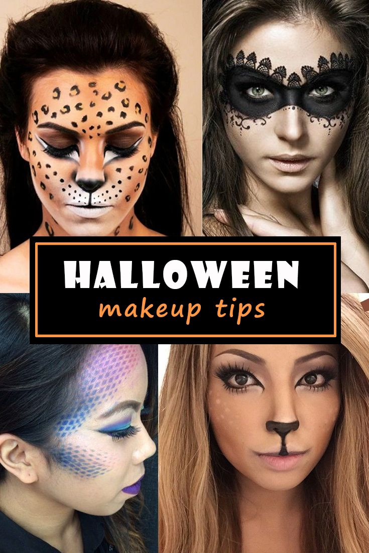 774 best Halloween Makeup! images on Pinterest | Halloween ideas ...