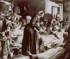 """Florence Nightingale, la """"madre"""" de la enfermería moderna Florence Nightingale (Florencia 12 mayo 1820, East Wellow 18 Agosto 1910), conocida por los logros conseguidos en el ámbito de la enfermería,fue una mujer """"rebelde"""", adelantada a su época y con una gran sensibilidad en cuanto a los problemas de su sociedad."""