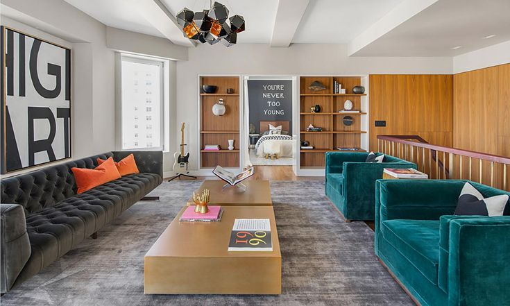 If you're ready to graduate from wrecking hotel rooms and want to settle down, you can follow the trajectory of Keith Richards. Richards is selling his Manhattan pad for a cool twelve mill. While you probably down have the change to make such a purchase, you can at least dream