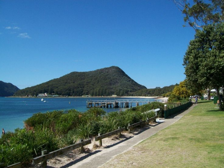 Shoal Bay, Port Stephens, Nelson Bay