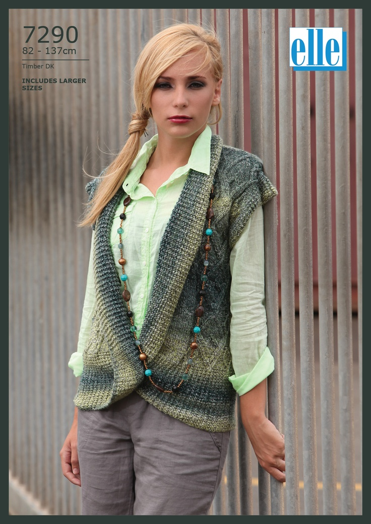 Knitting Patterns Elle Wool : 24 best images about 2013 Patterns on Pinterest Yarns ...