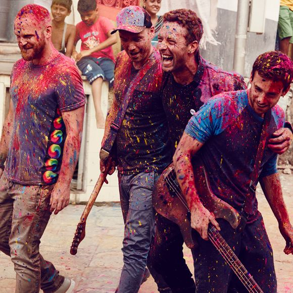 De grosses collaborations sur le nouvel album de Coldplay | HollywoodPQ.com