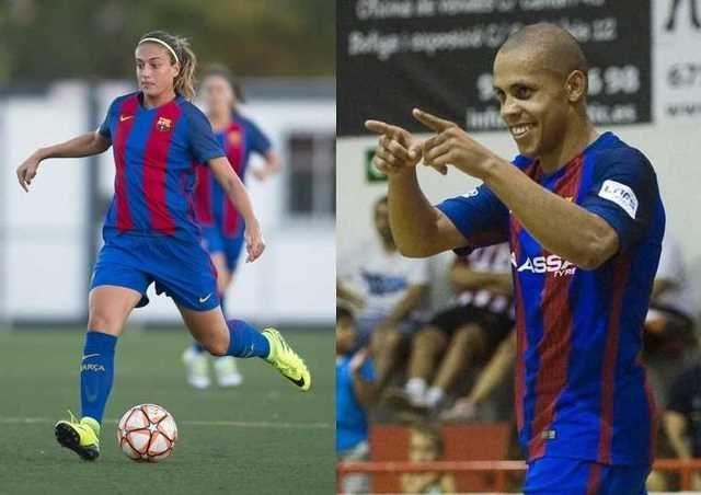 Fútbol femenino y fútbol sala, apuestas del FC Barcelona en EEUU