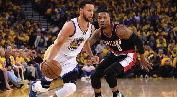 Golden State Warriors Vs Portland Trail Blazers Trail Blazers Portland Trailblazers Warriors Vs