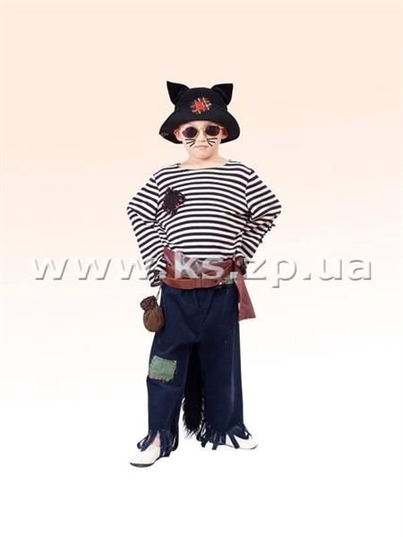 Карнавальный костюм для кота базилио