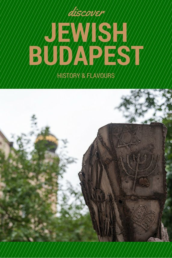 Discover the history of Jewish Budapest with a tour around the city's…