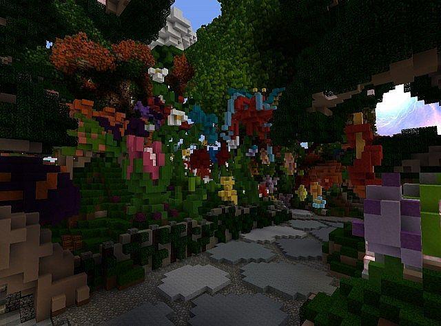Minecraft Garden 98 best minecraft gardens images on pinterest | minecraft projects