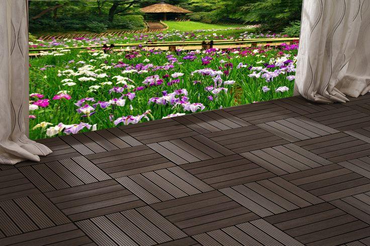 BuildDirect®: Lang Deck Tiles - DIY Slide LOC