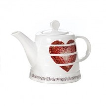 Heart Teapot, $25.30 (euro)   Worldwide delivery  http://mathos-exlusive.com/1285-thickbox/teapot-finia-15lt.jpg