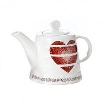 Heart Teapot, $25.30 (euro)   Worldwide delivery  http://mathos-exlusive.com/1285-thickbox/teapot-finia-15lt.jpg