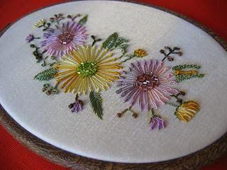 emeklilik hobileri: Brezilya Nakışı - Brazilian Embroidery