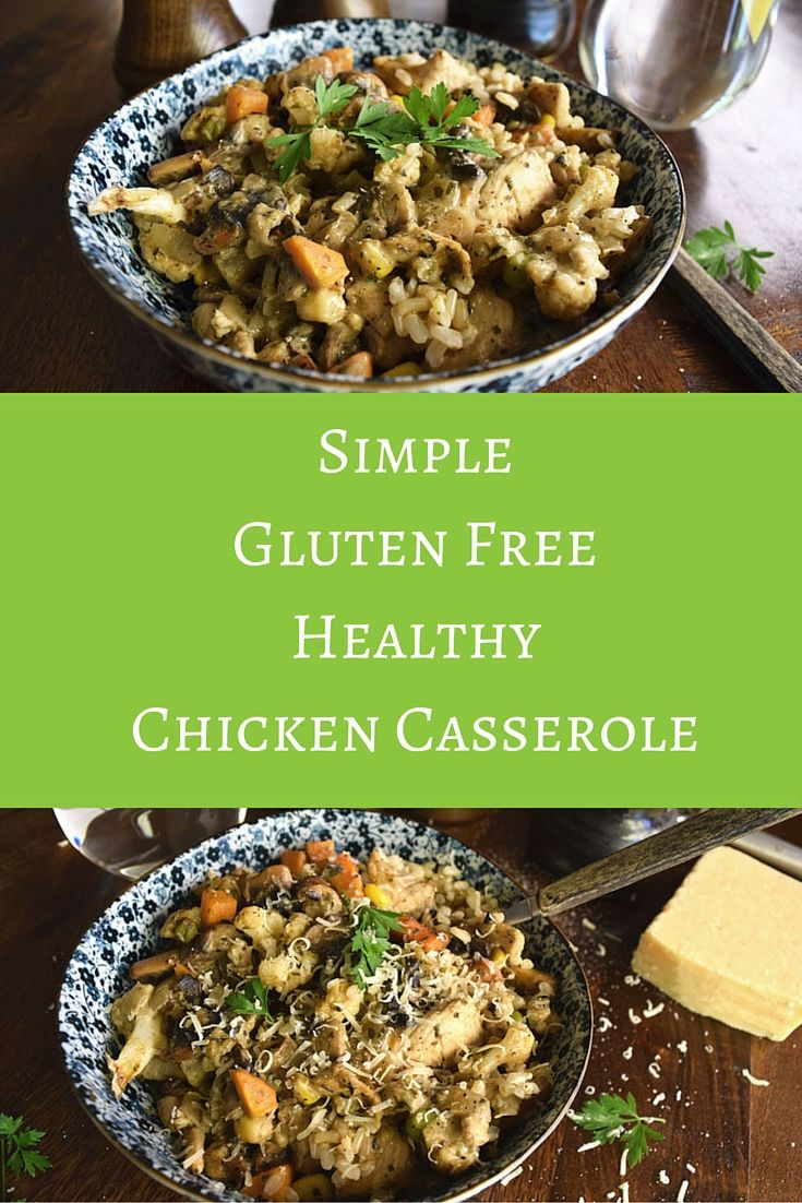 This yummy, healthy, gluten free, low lactose chicken casserole recipe is a family fav that even the kids will love. At $3 a serve and ready in 25 minutes.
