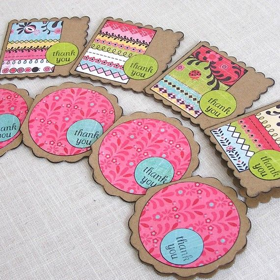 So cute and so simple... Love these!