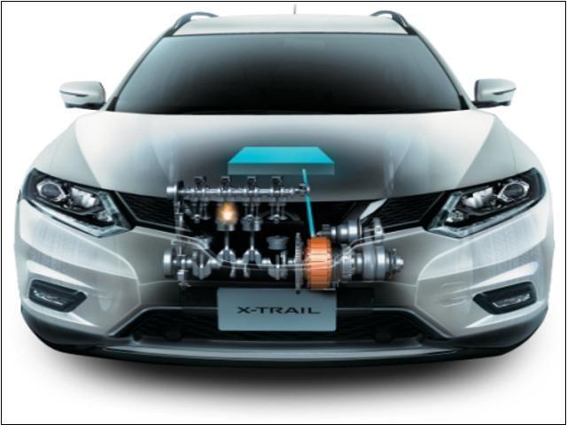 Intelligent Dual Dutch Control Nissan X-Trail Mobil SUV Tangguh dan Sporty Terbaik