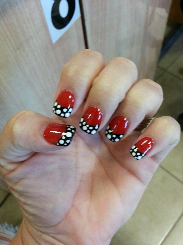 georgia bulldog nail art - Google Search | nail art | Pinterest ...