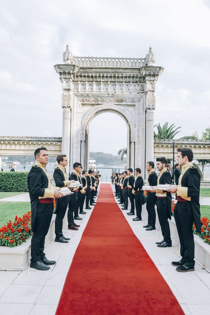 This Wedding in Istanbul Will Take Your Breath Away