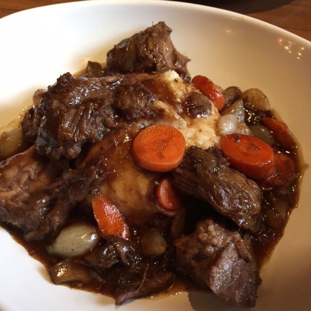 My Mama's Texas Pot Roast with Four Roses Bourbon Gravy - Everybody Eats News