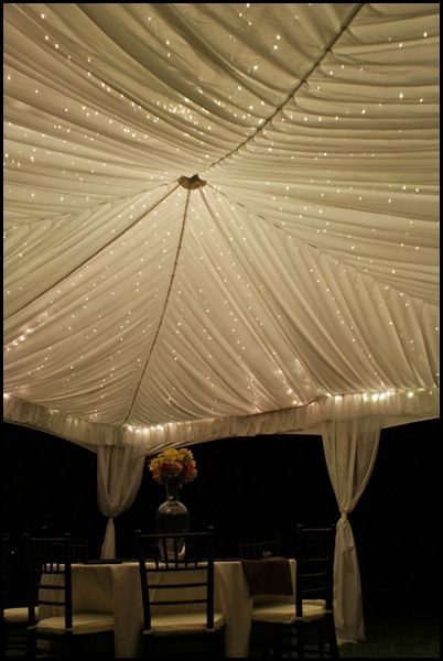 Lights for tent