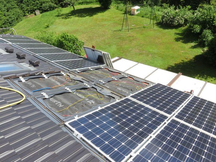 Dépannage Etanchéité Photovoltaïque Vosges bac Aesy Roof - Dépannage étanchéité Photovoltaïque AESY Roof