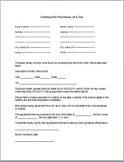 44210063png - roommate contract agreement form Real State - auto purchase agreement template