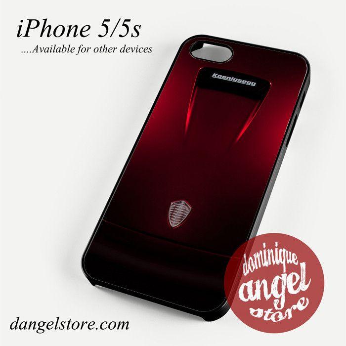 koenigsegg agera Phone case for iPhone 4/4s/5/5c/5s/6/6 plus