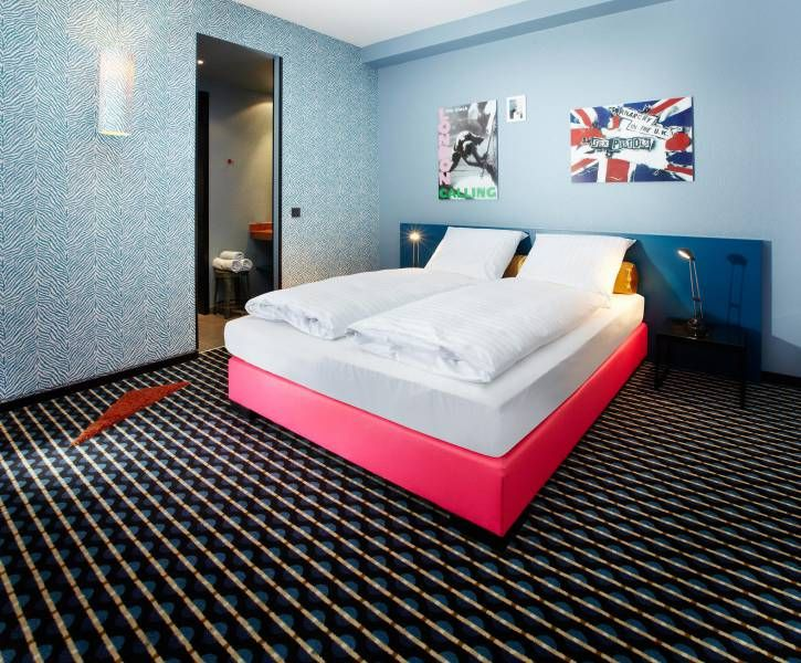 25hours Hotel Frankfurt by Levi's M-Zimmer