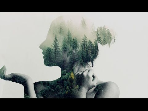 Double Exposure Effect Photoshop Tutorial - YouTube