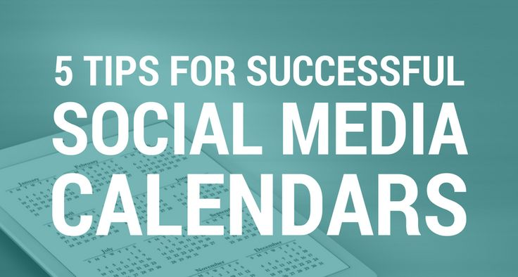A content calendar can keep your social presence consistent and timely. Here are a few things to remember when planning your social media editorial calendar.