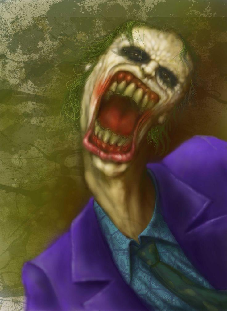 pin the joker art - photo #44