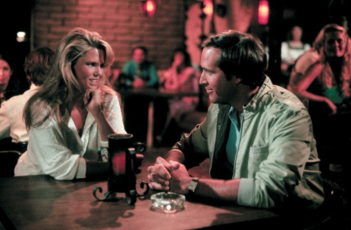 Chevy Chase And Christie Brinkley In National Lampoon S