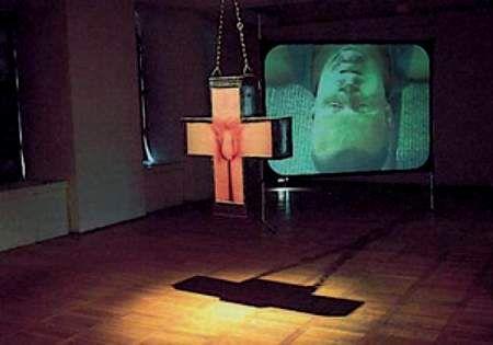 """Pasja"" (Passion) - Dorota Nieznalska - 2002"