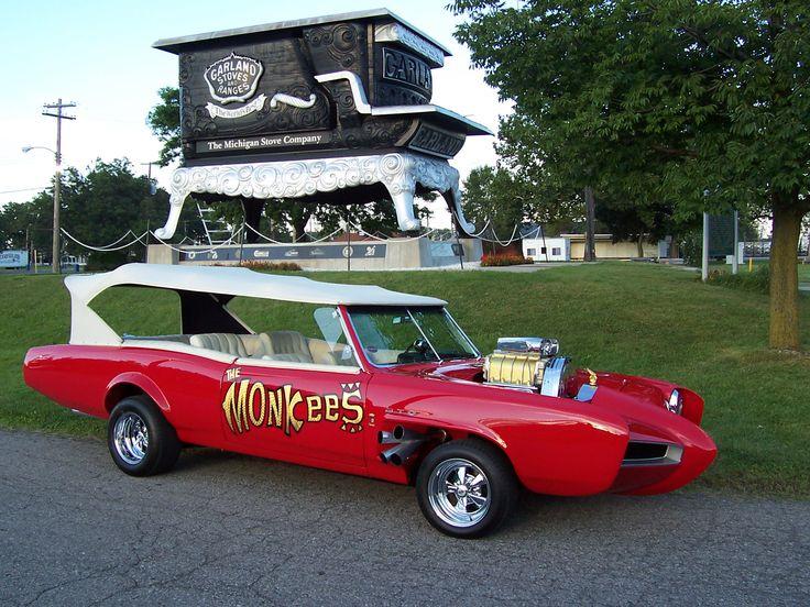 Barris Monkees Car - Google Search