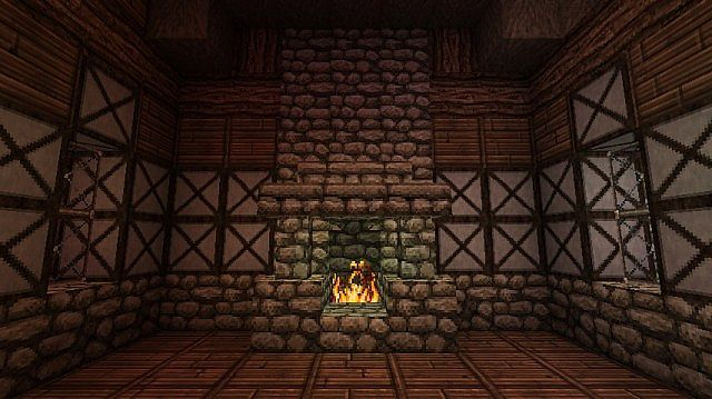 minecraft-medieval-fireplace-simple-on-fireplace-minecraft ...