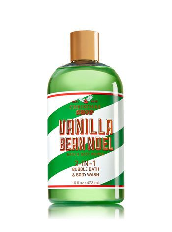 Signature Collection Vanilla Bean Noel 2-In-1 Bubble Bath & Body Wash - Bath And Body Works