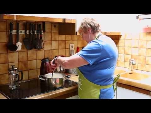 Recept paptaart. Grootmoeder Rachel bakt voor Grandma's Design