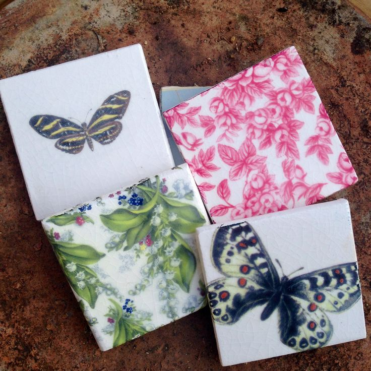 Replenishing Our Capsule Collection Of Welbeck Tiles We Add In Today Some  New Florals And Butterflies