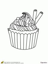 cupcake canellle vanille